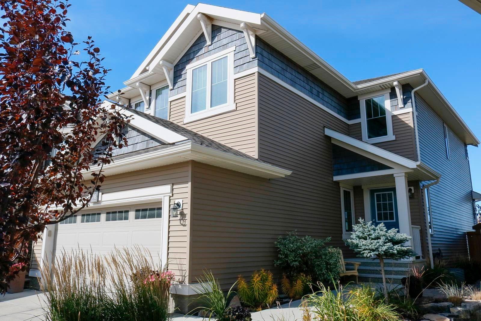 Main Photo: 4745 CRABAPPLE Run in Edmonton: Zone 53 House for sale : MLS®# E4264095