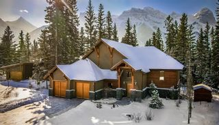 Photo 1: 107 Spring Creek Lane: Canmore Detached for sale : MLS®# A1068017