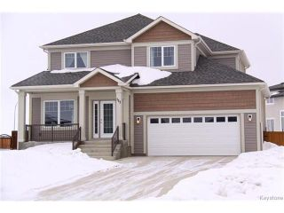 Photo 1: 113 Hill Grove Point in Winnipeg: Bridgwater Forest Residential for sale (1R)  : MLS®# 1701795