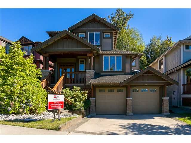 Main Photo: 22852 DOCKSTEADER CR in Maple Ridge: Silver Valley House for sale : MLS®# V1079206
