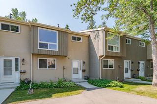 Main Photo: 27 11407 Braniff Road SW in Calgary: Braeside Row/Townhouse for sale : MLS®# A1130463