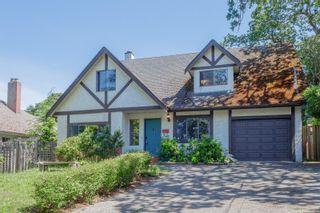 Photo 1: 3909 Blenkinsop Rd in : SE Cedar Hill House for sale (Saanich East)  : MLS®# 878731