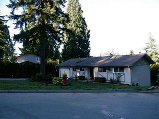 Photo 1: 2959 FLEET Street in Coquitlam: Ranch Park House for sale : MLS®# V1128189