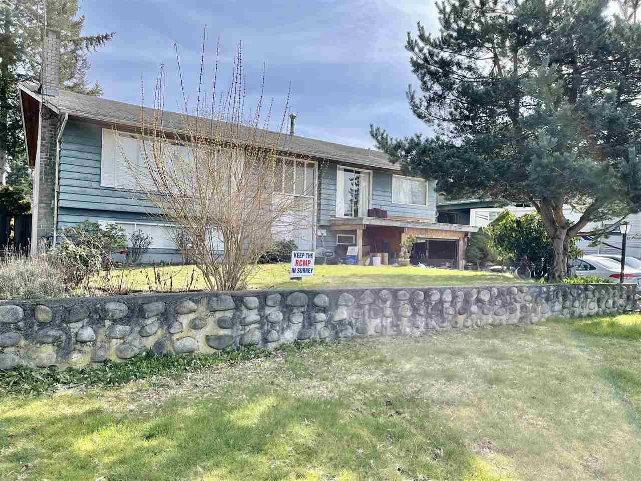 Main Photo: 10872 145A Street in Surrey: Bolivar Heights House for sale (North Surrey)  : MLS®# R2551159