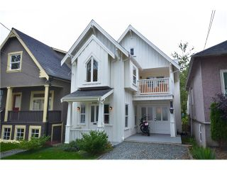 "Photo 1: 4356 PRINCE EDWARD ST in Vancouver: Fraser VE House for sale in ""MAIN/FRASER"" (Vancouver East)  : MLS®# V991538"