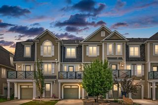 Main Photo: 108 Windstone Park SW: Airdrie Row/Townhouse for sale : MLS®# A1127822