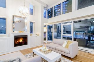 """Main Photo: 428 HELMCKEN Street in Vancouver: Yaletown Townhouse for sale in """"H & H"""" (Vancouver West)  : MLS®# R2622159"""