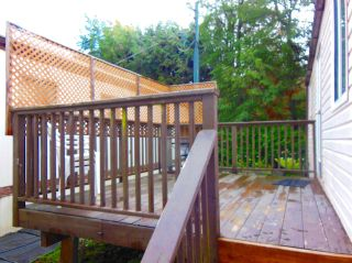Photo 8: 15 4200 DEWDNEY TRUNK ROAD in Coquitlam: Ranch Park Manufactured Home for sale : MLS®# R2013256