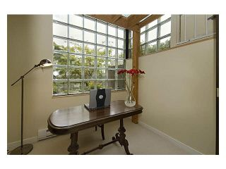 """Photo 11: 2237 OAK Street in Vancouver: Fairview VW Townhouse for sale in """"SIXTH ESTATE"""" (Vancouver West)  : MLS®# V1096502"""