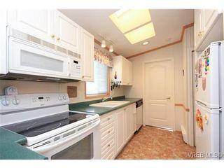 Photo 3: 4 7401 Central Saanich Rd in SAANICHTON: CS Saanichton Manufactured Home for sale (Central Saanich)  : MLS®# 657008
