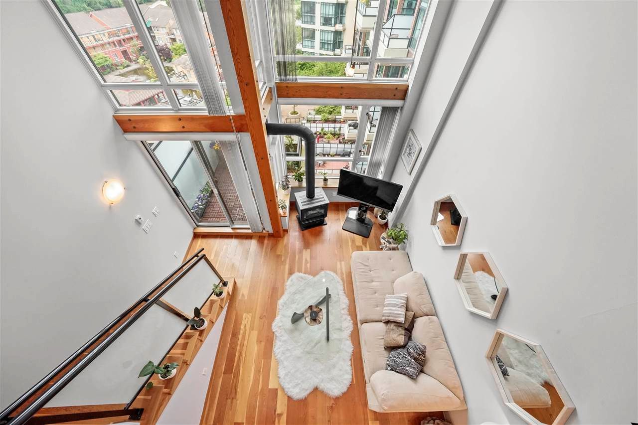 """Main Photo: 509 10 RENAISSANCE Square in New Westminster: Quay Condo for sale in """"Murano Lofts"""" : MLS®# R2591099"""