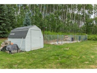 Photo 31: 14 Millarville Ridge: Rural Foothills M.D. House for sale : MLS®# C4021304