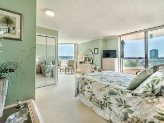 """Photo 9: 604 1045 QUAYSIDE Drive in New Westminster: Quay Condo for sale in """"Quayside Tower 1"""" : MLS®# R2582288"""