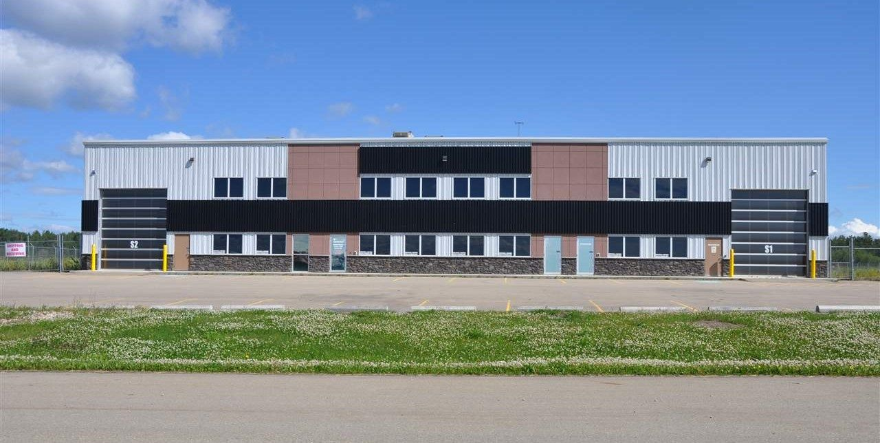 Main Photo: 6204 58th Avenue: Drayton Valley Industrial for lease : MLS®# E4240444
