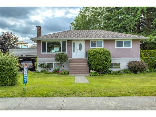 Main Photo: 486 Byng Street in Coquitlam: Central Coquitlam House for sale : MLS®# V1071060