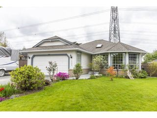 Photo 1: 18172 CLAYTONWOOD Crescent in Surrey: Cloverdale BC House for sale (Cloverdale)  : MLS®# R2575859