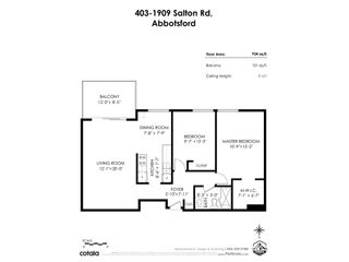 """Photo 25: 403 1909 SALTON Road in Abbotsford: Central Abbotsford Condo for sale in """"Forest Village"""" : MLS®# R2552370"""