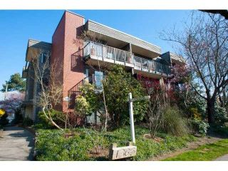 "Photo 1: 204 1365 E 7TH Avenue in Vancouver: Grandview VE Condo for sale in ""MCLEAN GARDENS"" (Vancouver East)  : MLS®# V1127103"