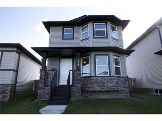 Photo 1: 449 LUXSTONE Place SW: Airdrie Residential Detached Single Family for sale : MLS®# C3542456