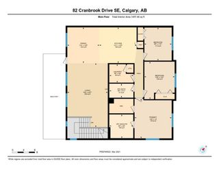 Photo 33: 82 Cranbrook Drive SE in Calgary: Cranston Row/Townhouse for sale : MLS®# A1075225