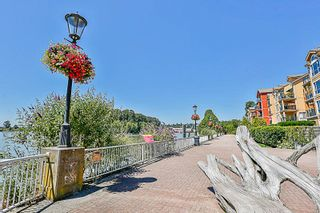 """Photo 20: 324 10 RENAISSANCE Square in New Westminster: Quay Condo for sale in """"MURANO LOFTS"""" : MLS®# R2186275"""