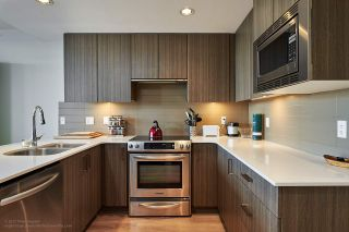 """Photo 1: 505 125 COLUMBIA Street in New Westminster: Downtown NW Condo for sale in """"NORTHBANK"""" : MLS®# R2158737"""