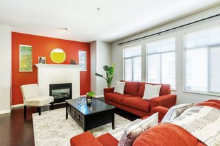 """Photo 3: 56 1010 EWEN Avenue in New Westminster: Queensborough Townhouse for sale in """"WINDSOR MEWS"""" : MLS®# R2597188"""
