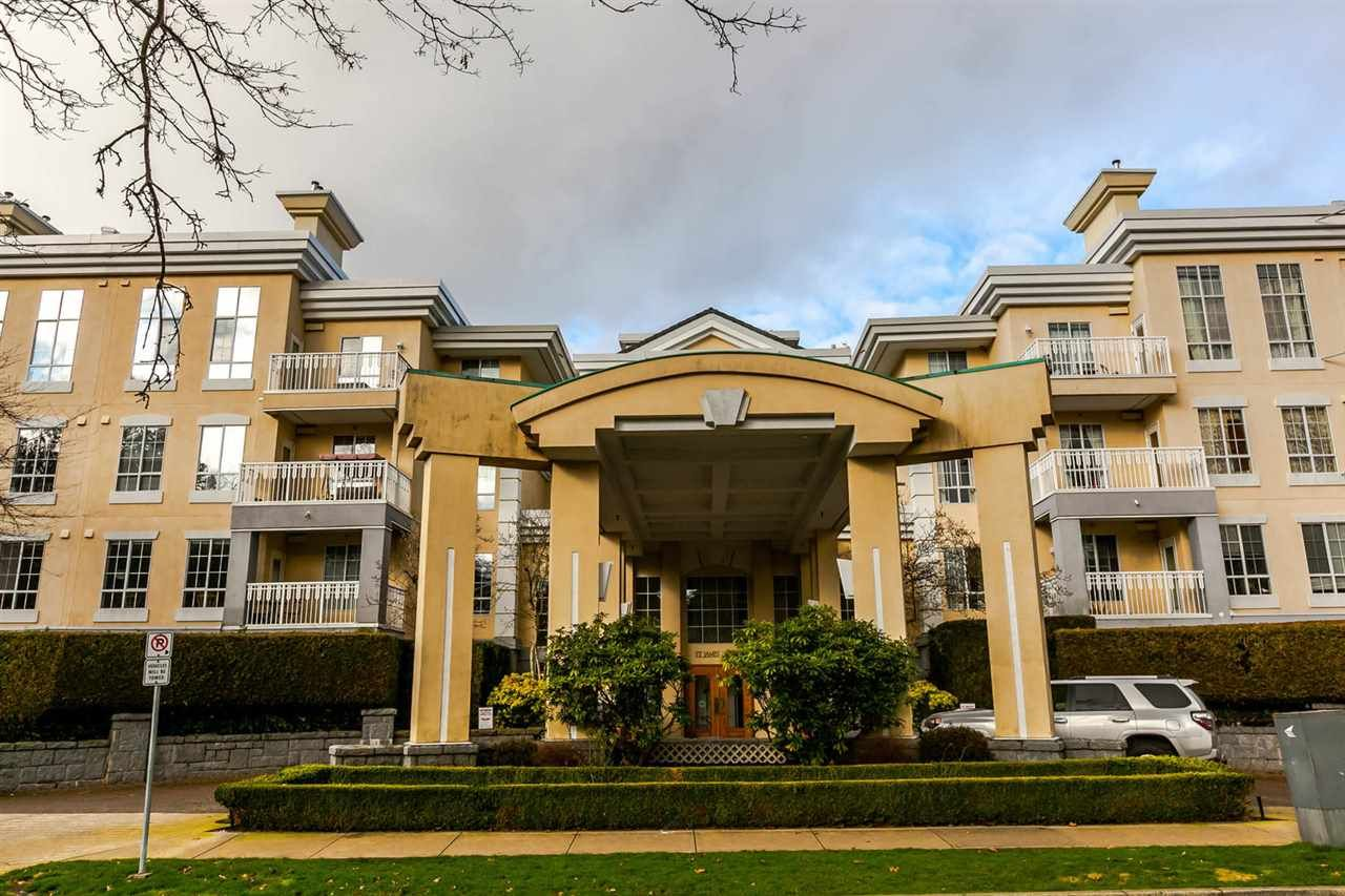 "Main Photo: 312 5835 HAMPTON Place in Vancouver: University VW Condo for sale in ""ST. JAMES HOUSE"" (Vancouver West)  : MLS®# R2240075"