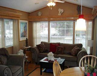 """Photo 2: 3 14600 MORRIS VALLEY RD in Mission: Lake Errock Manufactured Home for sale in """"Tapadera Estates"""" : MLS®# F2524801"""