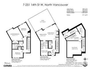 """Photo 32: 7 251 W 14TH Street in North Vancouver: Central Lonsdale Townhouse for sale in """"The Timbers"""" : MLS®# R2612369"""
