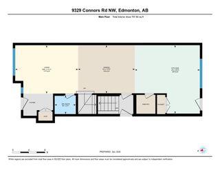 Photo 47: 9329 CONNORS Road in Edmonton: Zone 18 House Half Duplex for sale : MLS®# E4223706