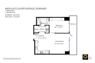 Photo 29: 409 6333 SILVER AVENUE in Burnaby: Metrotown Condo for sale (Burnaby South)  : MLS®# R2493070