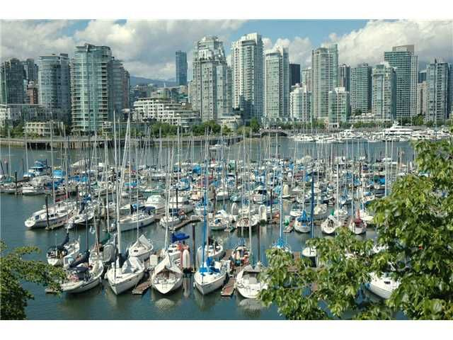 "Main Photo: # 311 674 LEG IN BOOT SQ in Vancouver: False Creek Condo for sale in ""MARKET HILL"" (Vancouver West)  : MLS®# V853162"
