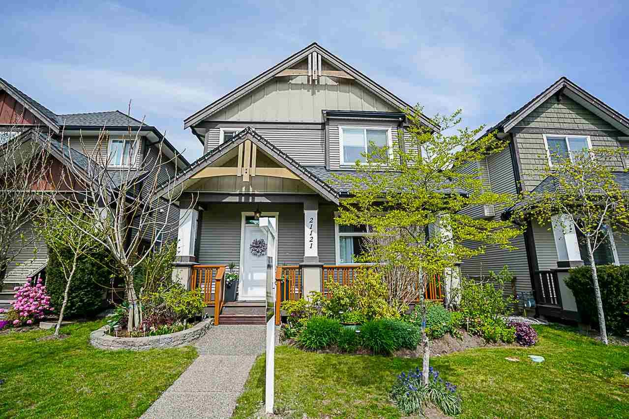 Main Photo: 21121 79A Avenue in Langley: Willoughby Heights House for sale : MLS®# R2259676