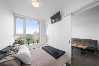 """Photo 18: 803 955 E HASTINGS Street in Vancouver: Strathcona Condo for sale in """"Strathcona Village - The Heatley"""" (Vancouver East)  : MLS®# R2592252"""