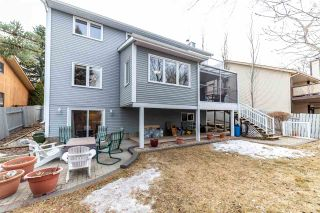 Photo 46: 26 Windermere Crescent: St. Albert House for sale : MLS®# E4241763