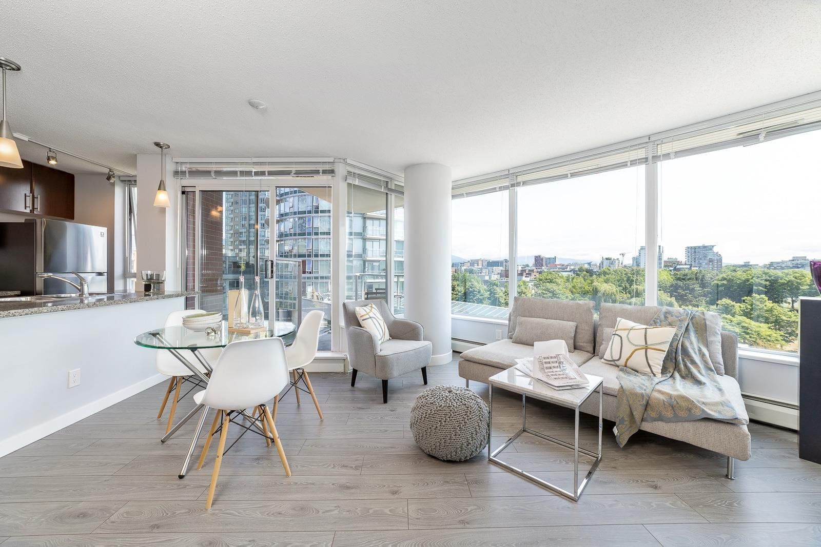 """Main Photo: 709 688 ABBOTT Street in Vancouver: Downtown VW Condo for sale in """"Firenze II"""" (Vancouver West)  : MLS®# R2599532"""
