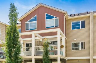 Photo 32: 308 Redstone View NE in Calgary: Redstone Row/Townhouse for sale : MLS®# A1130572