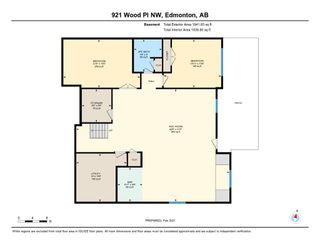 Photo 47: 921 WOOD Place in Edmonton: Zone 56 House for sale : MLS®# E4227555