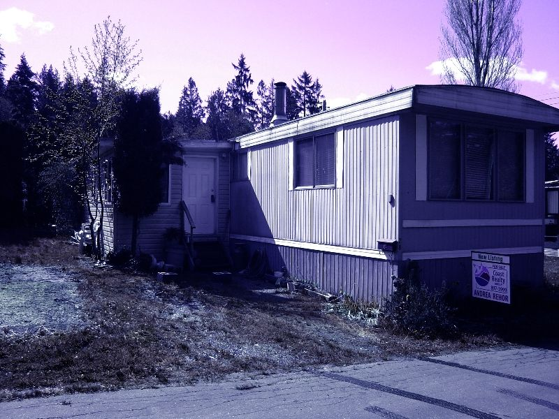 Main Photo: 28-2787 Wentworth in Courtenay: Mobile for sale : MLS®# 213369