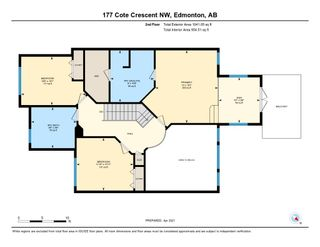 Photo 46: 177 Cote Crescent in Edmonton: Zone 27 House for sale : MLS®# E4239689