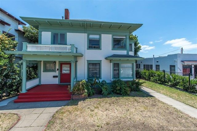 Main Photo: SAN DIEGO Property for sale: 2535 C Street