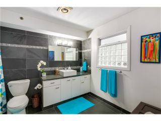 """Photo 11: 17 1350 W 6TH Avenue in Vancouver: Fairview VW Townhouse for sale in """"PEPPER RIDGE"""" (Vancouver West)  : MLS®# V1094949"""