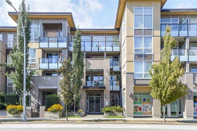 Main Photo: 408 55 Eighth Avenue in new westminster: Condo for sale (new west)
