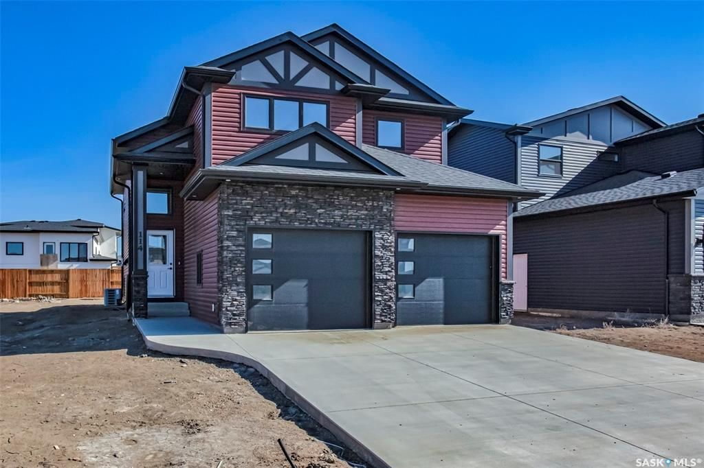 Main Photo: 114 Kenaschuk Crescent in Saskatoon: Aspen Ridge Residential for sale : MLS®# SK851162