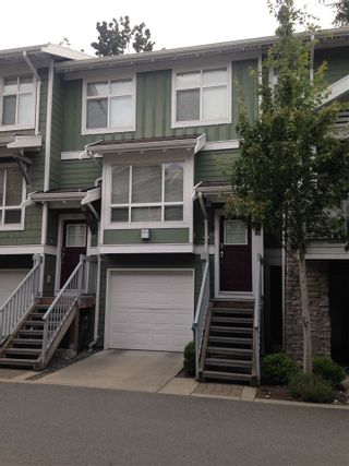 """Photo 1: 167 15168 36 Avenue in Surrey: Morgan Creek Townhouse for sale in """"Solay"""" (South Surrey White Rock)  : MLS®# R2091819"""