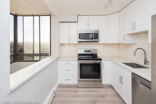 "Photo 2: 803 9280 SALISH Court in Burnaby: Sullivan Heights Condo for sale in ""EDGEWOOD PLACE"" (Burnaby North)  : MLS®# R2374022"