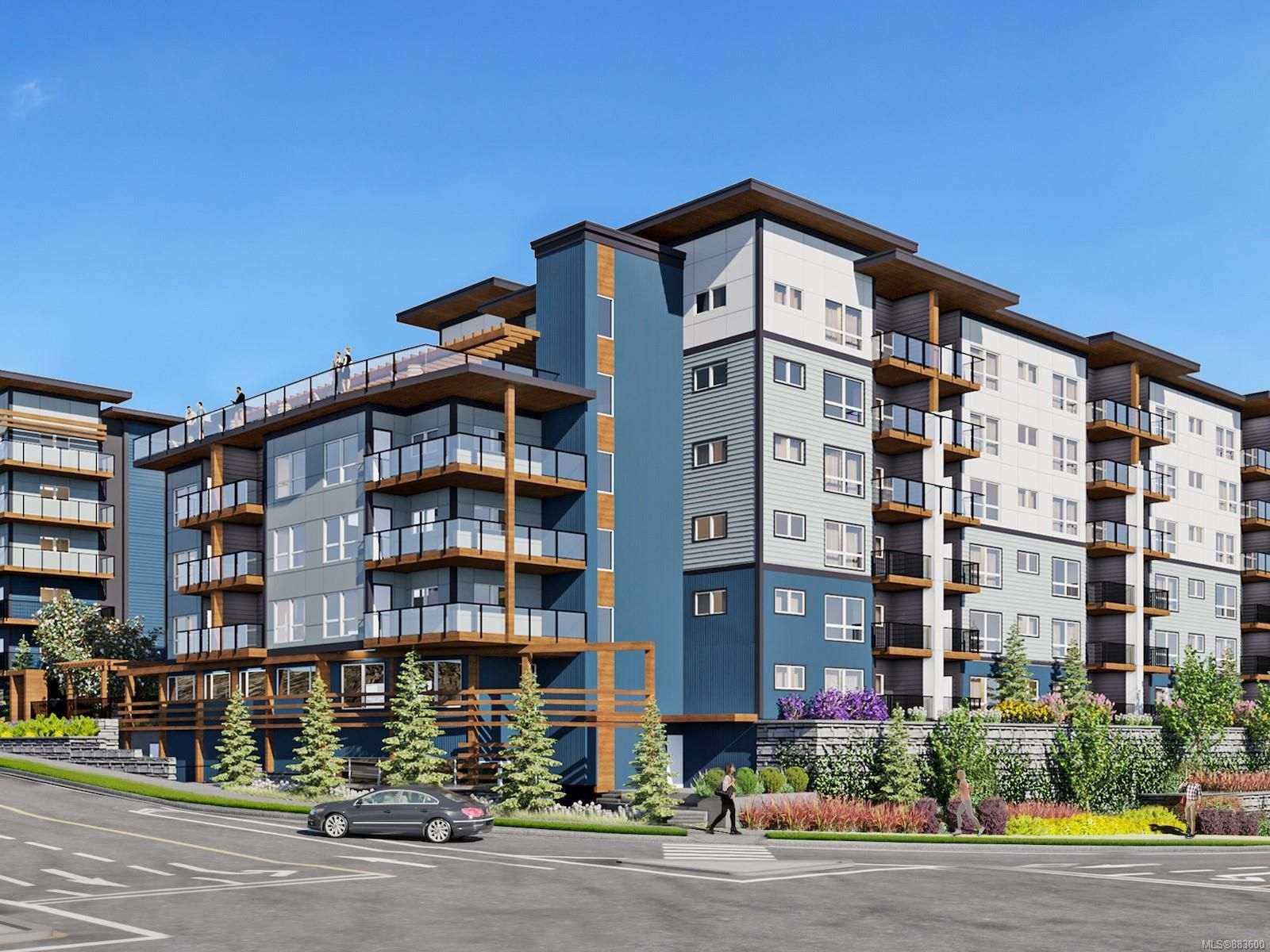 Main Photo: 206C 2469 Gateway Rd in : La Florence Lake Condo for sale (Langford)  : MLS®# 883600