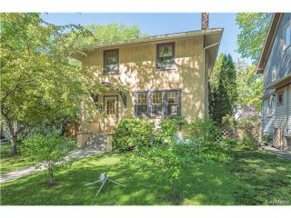 Photo 1: 476 Dominion Street in Winnipeg: Wolseley Residential for sale (5B)  : MLS®# 1713523