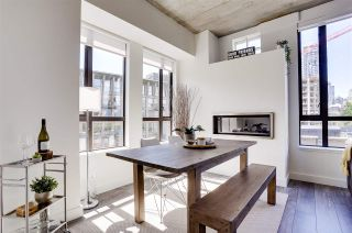 """Photo 9: 505 28 POWELL Street in Vancouver: Downtown VE Condo for sale in """"POWELL LANE"""" (Vancouver East)  : MLS®# R2577298"""